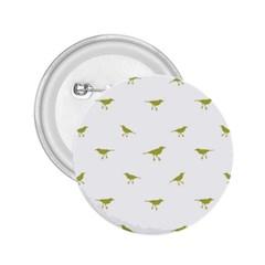 Birds Motif Pattern 2 25  Buttons