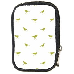 Birds Motif Pattern Compact Camera Cases