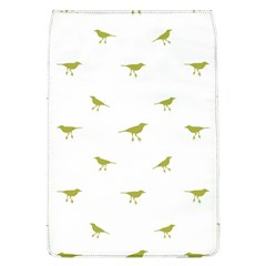 Birds Motif Pattern Flap Covers (l)