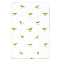 Birds Motif Pattern Flap Covers (s)