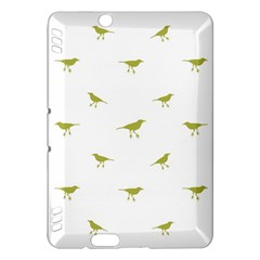 Birds Motif Pattern Kindle Fire Hdx Hardshell Case