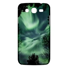 Northern Lights In The Forest Samsung Galaxy Mega 5 8 I9152 Hardshell Case