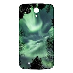 Northern Lights In The Forest Samsung Galaxy Mega I9200 Hardshell Back Case