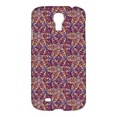 Flower Kaleidoscope 2 01 Samsung Galaxy S4 I9500/i9505 Hardshell Case