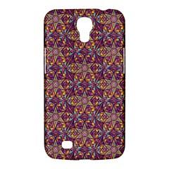 Flower Kaleidoscope 2 01 Samsung Galaxy Mega 6 3  I9200 Hardshell Case