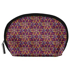 Flower Kaleidoscope 2 01 Accessory Pouches (large)