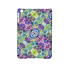 Colorful Modern Floral Print Ipad Mini 2 Hardshell Cases