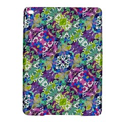 Colorful Modern Floral Print Ipad Air 2 Hardshell Cases