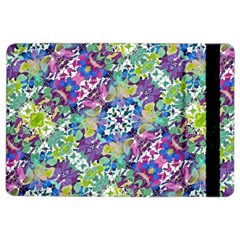 Colorful Modern Floral Print Ipad Air 2 Flip