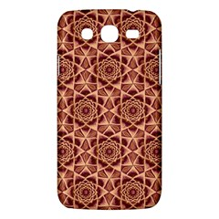 Flower Star Pattern  Samsung Galaxy Mega 5 8 I9152 Hardshell Case