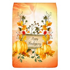 Happy Thanksgiving With Pumpkin Flap Covers (l)