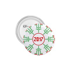 Snowflake Graphics Date Year 1 75  Buttons