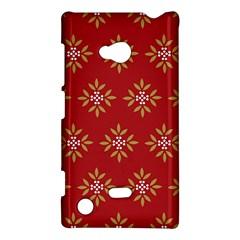 Pattern Background Holiday Nokia Lumia 720