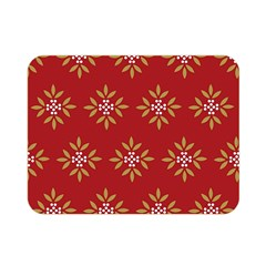 Pattern Background Holiday Double Sided Flano Blanket (mini)