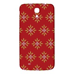 Pattern Background Holiday Samsung Galaxy Mega I9200 Hardshell Back Case