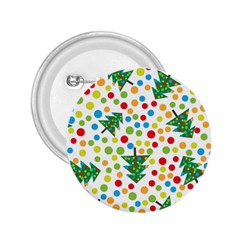 Pattern Circle Multi Color 2 25  Buttons