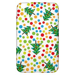 Pattern Circle Multi Color Samsung Galaxy Tab 3 (8 ) T3100 Hardshell Case
