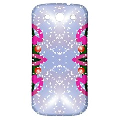 Seamless Tileable Pattern Design Samsung Galaxy S3 S Iii Classic Hardshell Back Case