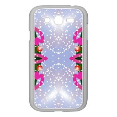 Seamless Tileable Pattern Design Samsung Galaxy Grand Duos I9082 Case (white)