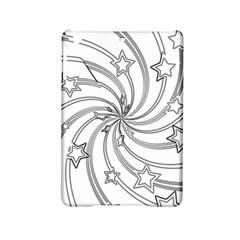 Star Christmas Pattern Texture Ipad Mini 2 Hardshell Cases
