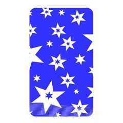 Star Background Pattern Advent Memory Card Reader