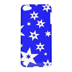 Star Background Pattern Advent Apple Ipod Touch 5 Hardshell Case