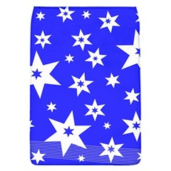 Star Background Pattern Advent Flap Covers (l)