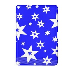Star Background Pattern Advent Samsung Galaxy Tab 2 (10 1 ) P5100 Hardshell Case