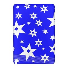 Star Background Pattern Advent Samsung Galaxy Tab Pro 10 1 Hardshell Case