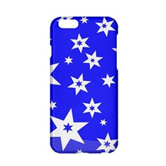 Star Background Pattern Advent Apple Iphone 6/6s Hardshell Case