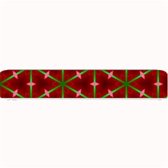 Textured Background Christmas Pattern Small Bar Mats