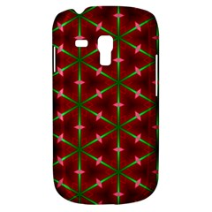 Textured Background Christmas Pattern Galaxy S3 Mini
