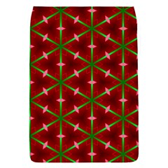 Textured Background Christmas Pattern Flap Covers (s)