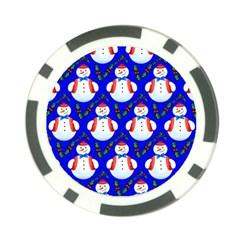 Seamless Repeat Repeating Pattern Poker Chip Card Guard
