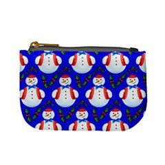 Seamless Repeat Repeating Pattern Mini Coin Purses