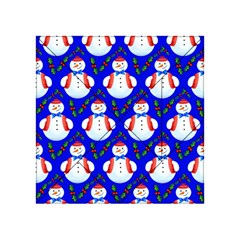 Seamless Repeat Repeating Pattern Acrylic Tangram Puzzle (4  X 4 )