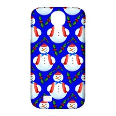 Seamless Repeat Repeating Pattern Samsung Galaxy S4 Classic Hardshell Case (pc+silicone)