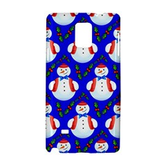 Seamless Repeat Repeating Pattern Samsung Galaxy Note 4 Hardshell Case