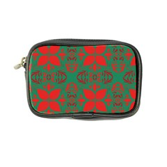 Christmas Background Coin Purse