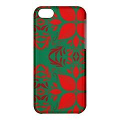 Christmas Background Apple Iphone 5c Hardshell Case