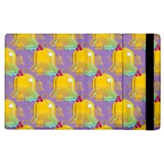 Seamless Repeat Repeating Pattern Apple Ipad 2 Flip Case