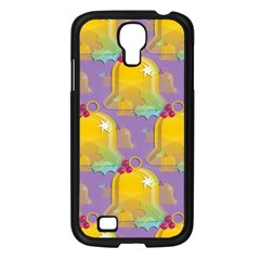 Seamless Repeat Repeating Pattern Samsung Galaxy S4 I9500/ I9505 Case (black)