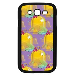 Seamless Repeat Repeating Pattern Samsung Galaxy Grand Duos I9082 Case (black)