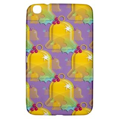 Seamless Repeat Repeating Pattern Samsung Galaxy Tab 3 (8 ) T3100 Hardshell Case
