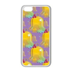 Seamless Repeat Repeating Pattern Apple Iphone 5c Seamless Case (white)