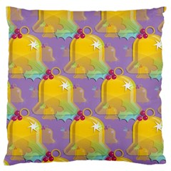 Seamless Repeat Repeating Pattern Standard Flano Cushion Case (one Side)