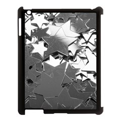 Background Celebration Christmas Apple Ipad 3/4 Case (black)
