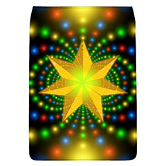 Christmas Star Fractal Symmetry Flap Covers (l)