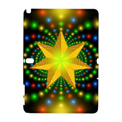 Christmas Star Fractal Symmetry Galaxy Note 1