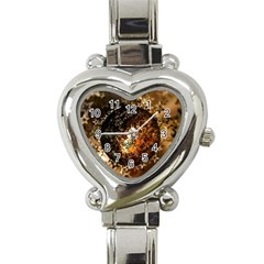 Christmas Bauble Ball About Star Heart Italian Charm Watch